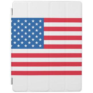 USA Flag stars and stripes iPad Cover