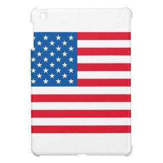 USA Flag stars and stripes iPad Mini Case