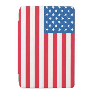 USA Flag stars and stripes iPad Mini Cover