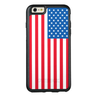 USA Flag stars and stripes OtterBox iPhone 6/6s Plus Case