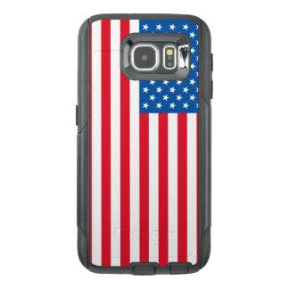 USA Flag stars and stripes OtterBox Samsung Galaxy S6 Case