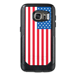 USA Flag stars and stripes OtterBox Samsung Galaxy S7 Case