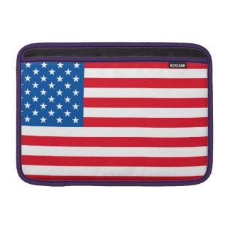 USA Flag stars and stripes Sleeve For MacBook Air