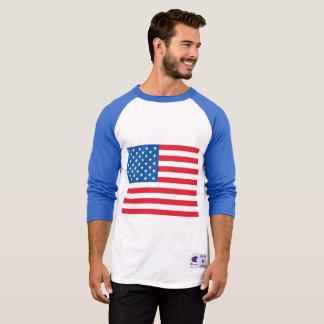 USA Flag stars and stripes T-Shirt