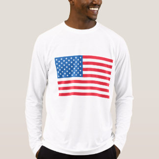 USA Flag stars and stripes T-Shirt