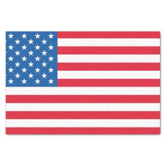 USA Flag stars and stripes Tissue Paper
