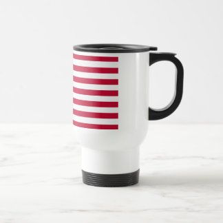 USA FLAG TRAVEL MUG