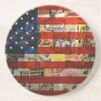Usa Flag United States American Flag America Coaster