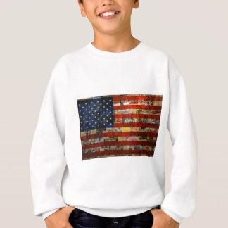 Usa Flag United States American Flag America Sweatshirt