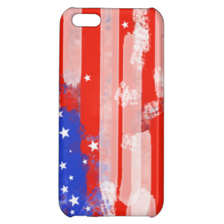 USA flag ~ united states Cover For iPhone 5C