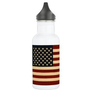 USA FLAG WOOD