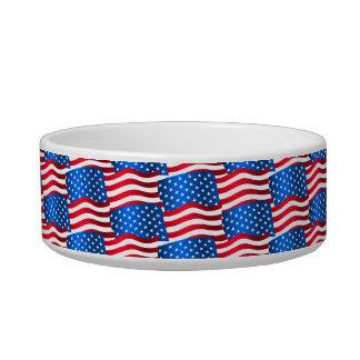 USA flags Bowl