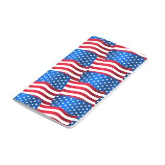 USA flags Journal