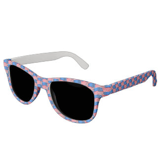 USA flags Sunglasses