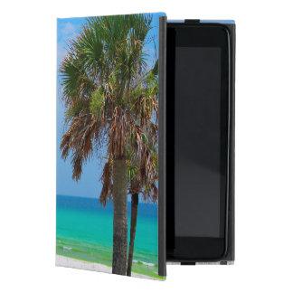 USA, Florida. Palm Trees On Emerald Coast Cases For iPad Mini