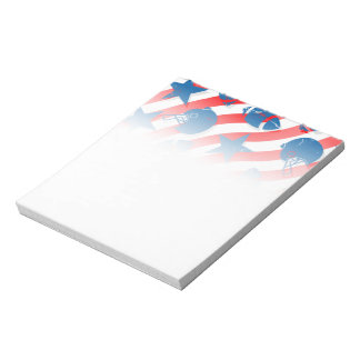 USA football Notepad