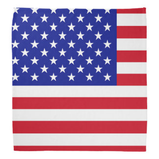 USA Freedom Flag Bandana