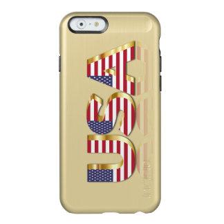 USA Gold iPhone 6 Feather Shine Case Incipio Feather® Shine iPhone 6 Case