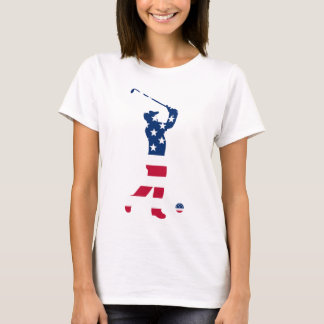 USA golf American golfer T-Shirt