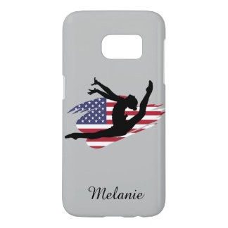 USA Gymnast Samsung Galaxy S7 Case