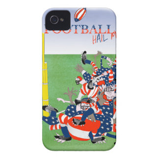 USA hail mary pass, tony fernandes iPhone 4 Cover