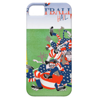 USA hail mary pass, tony fernandes iPhone 5 Cover