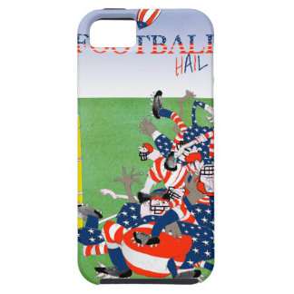 USA hail mary pass, tony fernandes iPhone 5 Covers