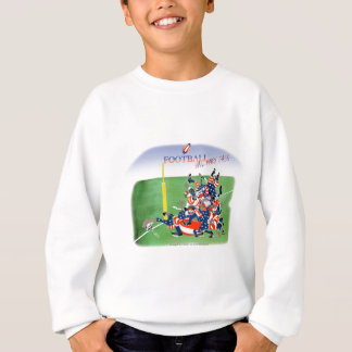 USA hail mary pass, tony fernandes Sweatshirt