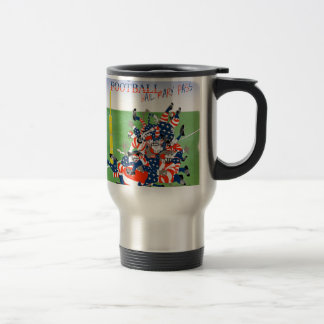 USA hail mary pass, tony fernandes Travel Mug