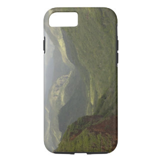 USA, Hawaii, Kauai, Canyon overlook. (RF) iPhone 7 Case