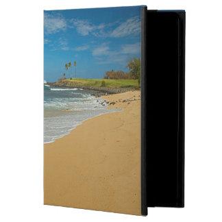 USA, Hawaii, Molokai Island, Three Mile Beach iPad Air Cover