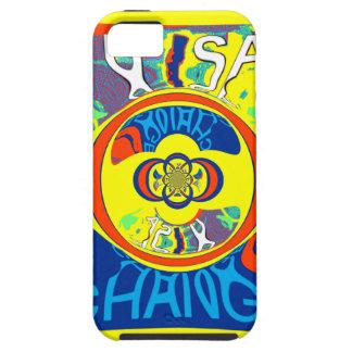 USA Hillary Beautiful Change Pattern Art design iPhone 5 Cases