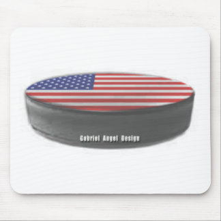 USA Hockey Mouse Pad