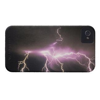 USA, Idaho. Lightning. iPhone 4 Case-Mate Case