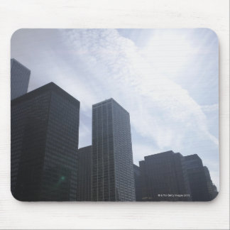 USA, Illinois, Chicago, skyline Mouse Pad