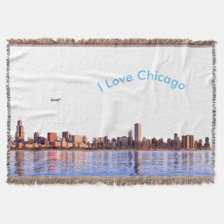 USA image for Throw Blanket