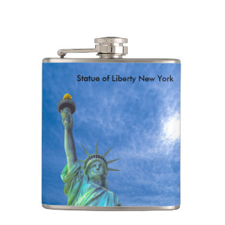 USA Image for Vinyl-Wrapped-Flask Flasks