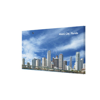 USA Image for wrapped canvas