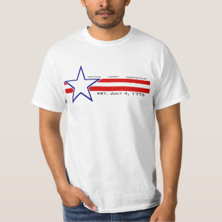 USA Independence Day T-Shirt