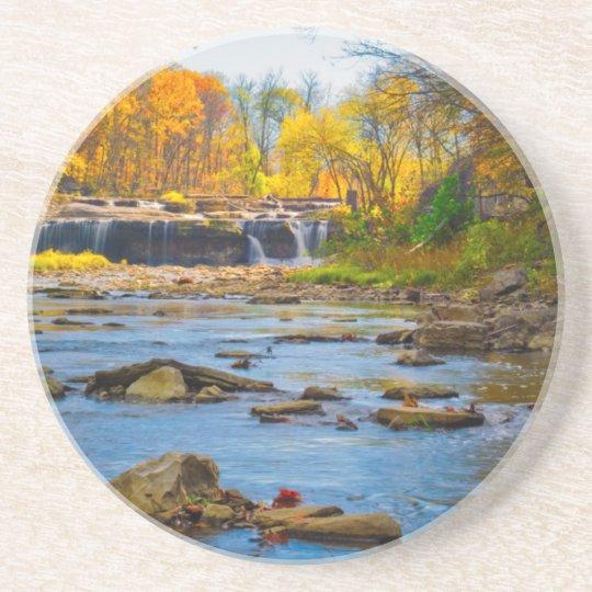 USA, Indiana. Cataract Falls State Recreation Coaster