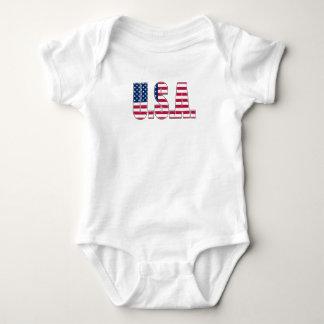 USA Infant Creeper