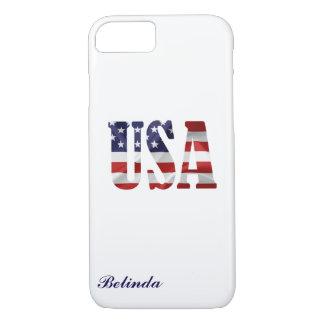 USA iPhone 7 CASE