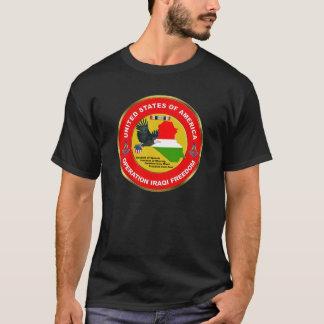 USA IRAQI Freedom Mason T-Shirt