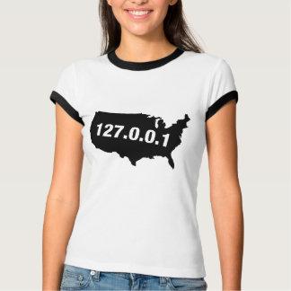 USA Is Home Programmer T-Shirt