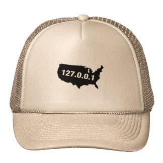 USA Is Home Programmer Trucker Hat