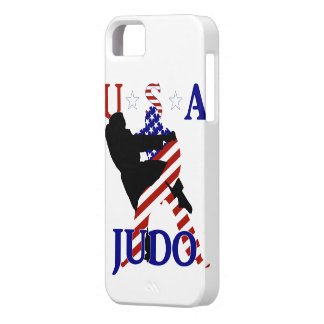 USA Judo Case For The iPhone 5