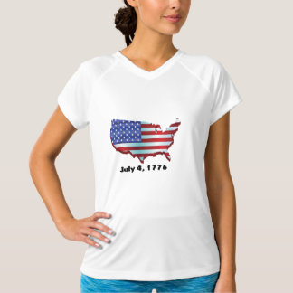 USA july 4 1776 T-Shirt
