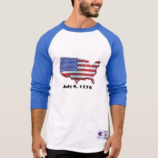 USA july 4 1776 T-Shirt