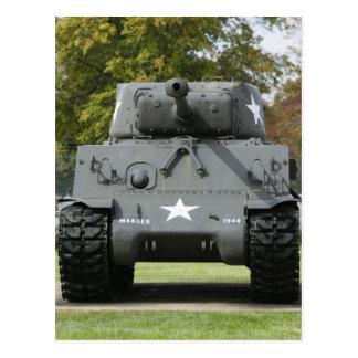 USA, Kentucky, Fort Knox: Patton Museum of Postcard