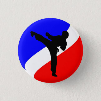 USA Kicker Pin